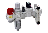 CKD series CXU modular FRL air unit
