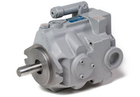 Daikin series J-V open circuit axial piston variable displacement pumps