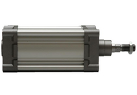 BIBUS series BMA standard cylinder - right profile