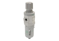 CKD series W modular filter regulator - white